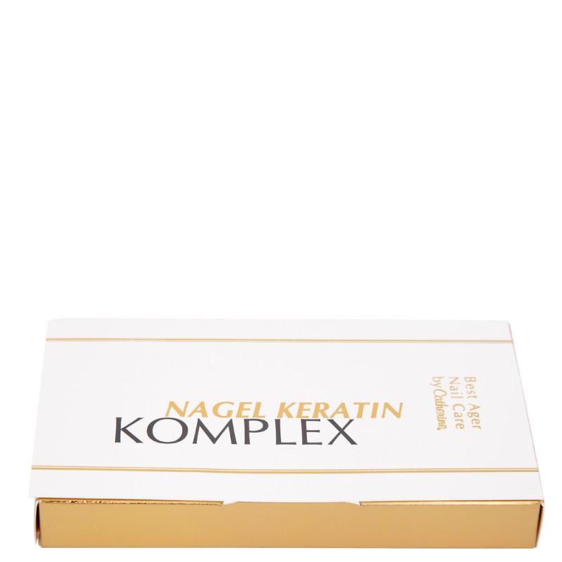 Кератиновый комплекс 5 ампул в упаковке