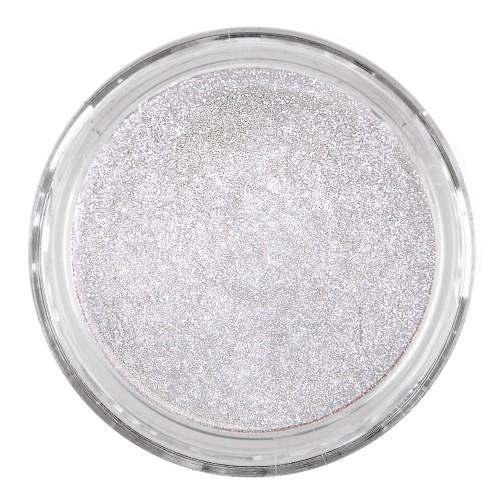 Mirror pigment effect silver