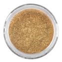 Mirror pigment effect gold