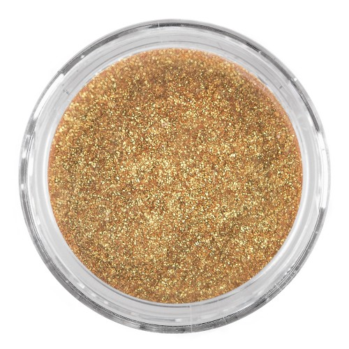 Mirror pigment effect gold