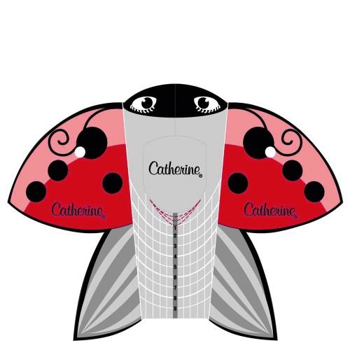 Шаблоны Nail Form Ladybird
