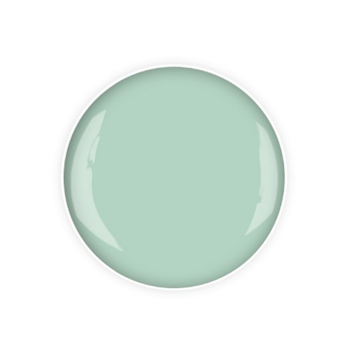 UV nail polish mint jelly