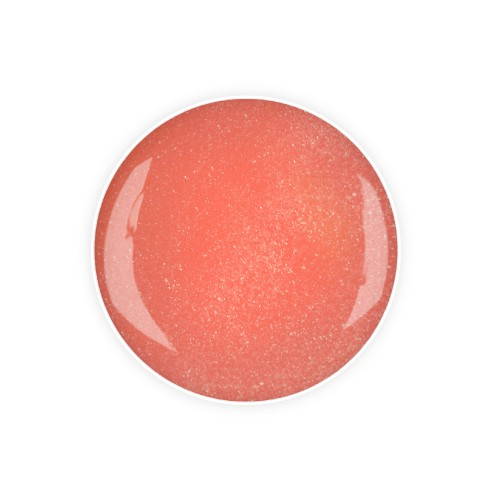 UV nail polish  peach pop