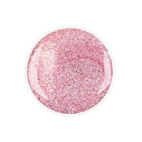 Glimmer gel cotton candy