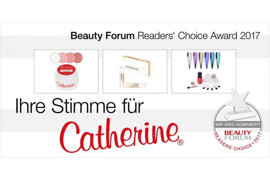 Choice Award BEAUTY FORUM